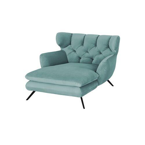 pop Longseat-Sessel  Caldara ¦ grün ¦ Maße (cm): B: 126 H: 94 T: 160