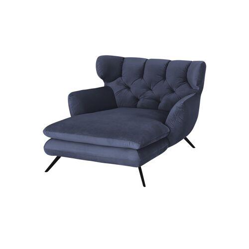 pop Longseat-Sessel  Caldara ¦ blau ¦ Maße (cm): B: 126 H: 94 T: 160