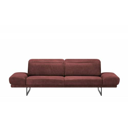 JOOP! Ledersofa  Systems 8154 ¦ rot