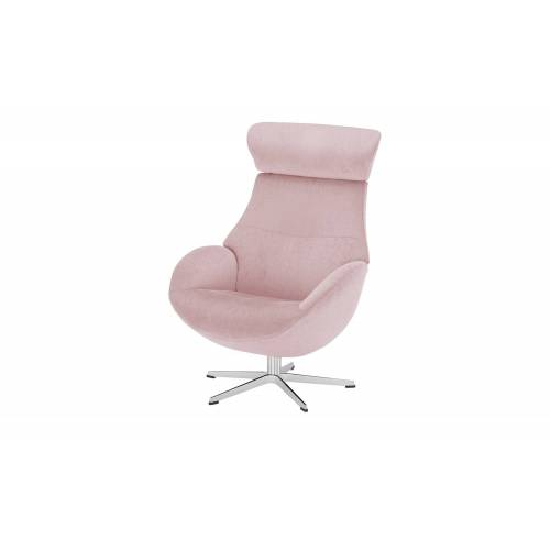 Höffner Fernsehsessel  Globe ¦ rosa/pink