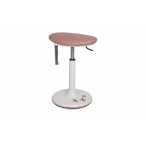 Sitness X Bürohocker  Sitness X Stool 30 ¦ rosa/pink