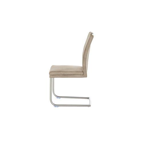 Höffner Freischwinger  Top Chairs ¦ Maße (cm): B: 44 H: 94 T: 58