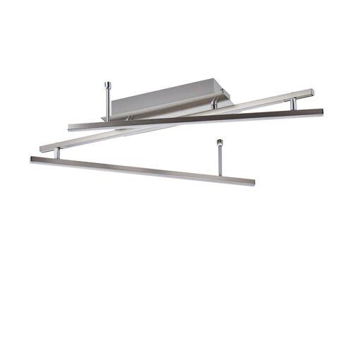 KHG LED-Deckenleuchte, 3-flammig LED-Deckenleuchte 3-flammig ¦ Maße (