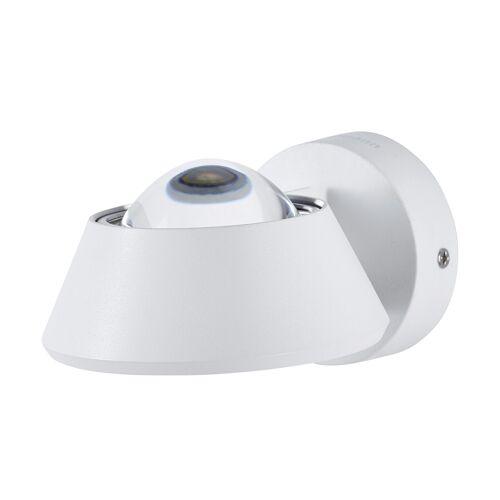 Höffner LED-Wandleuchte mit indirekter Beleuchtung ¦ weiß ¦ Maße (cm): B: 11,