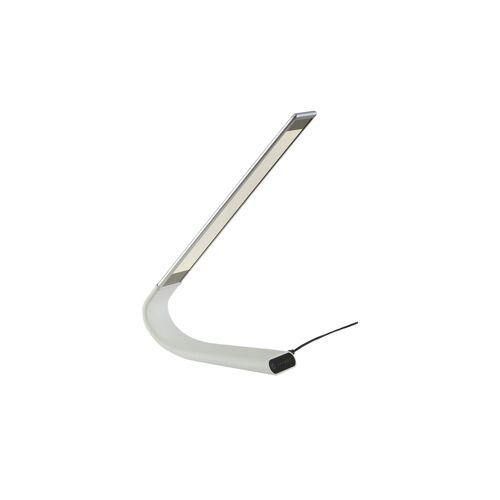 Meisterleuchten LED-Tischleuchte, weiß mit Akkubetrieb ¦ weiß ¦ Maße