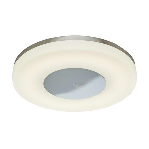 KHG LED- Deckenleuchte ¦ weiß ¦ Maße (cm): H: 5,5 Ø: 32