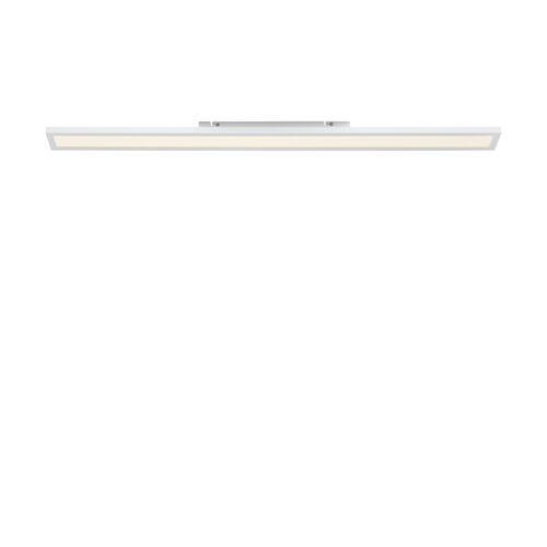 Paul Sommerkamp Leuchten LED-Deckenpaneel, Weiß ¦ weiß