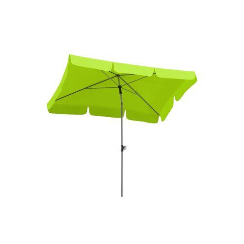 Höffner Sonnenschirm  Locarno ¦ grün
