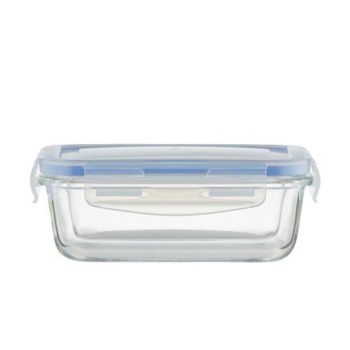 KHG Aufbewahrungsdose, 550 ml ¦ Kunststoff, Glas