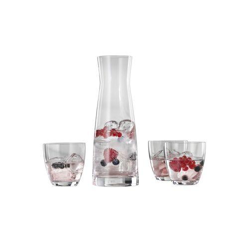 BOHEMIA Wasser-Saft-Set, 7-teilig ¦ transparent/klar ¦ Kristallglas