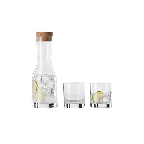 BOHEMIA Wasser-Set, 4-teilig ¦ Kristallglas