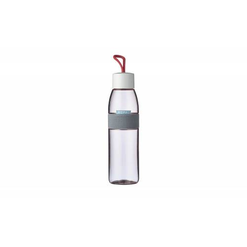 """Mepal Trinkflasche """"To Go"""", 0,5l  Ellipse ¦ rot"""