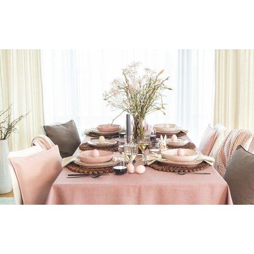 LAVIDA Sommer Plaid  Felicitas ¦ rosa/pink ¦ 100% Polyacryl , Polyacr