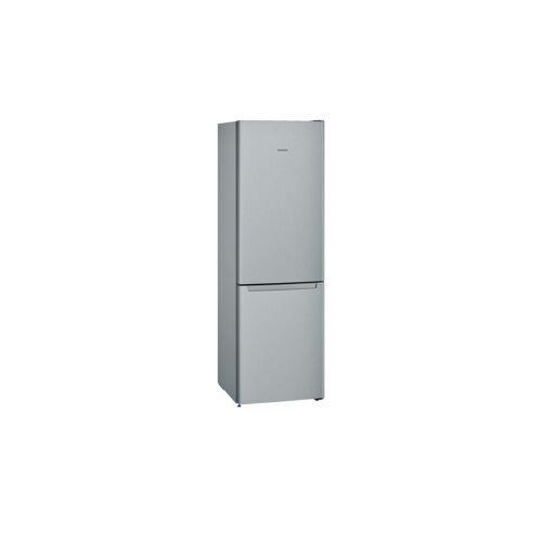 Siemens Kühl-Gefrier-Kombination  KG 36 NNL 30 ¦ silber ¦ Kunststoff,