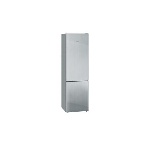 Siemens Kühl-Gefrier-Kombination  KG 39 E2I 4A ¦ silber ¦ Kunststoff,
