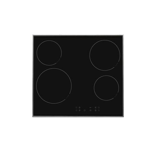Amica Glaskeramikkochfeld  KMC 744 600 E ¦ schwarz ¦ Glas , Metall, E