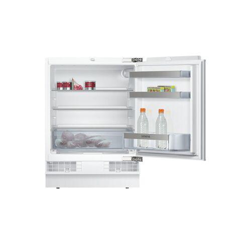 Siemens Unterbaukühlschrank  KU 15 RA 60 ¦ weiß ¦ Metall-lackiert, Ku