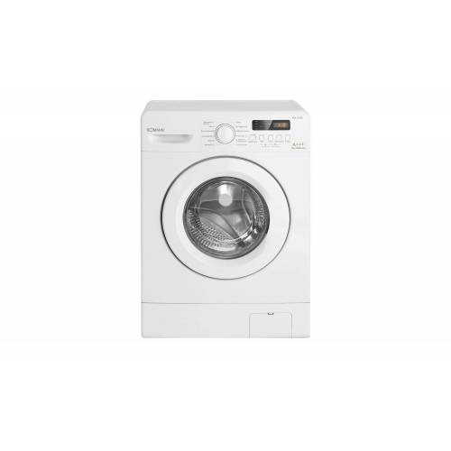 Bomann Waschvollautomat   WA 5722 ¦ weiß ¦ Maße (cm): B: 59,5 H: 85 T