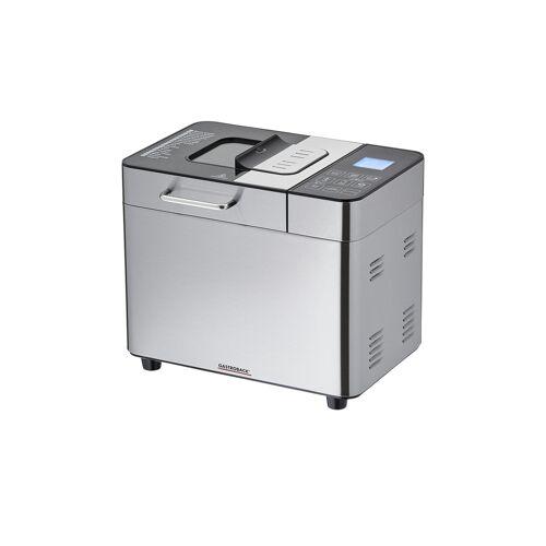 GASTROBACK Brotbackautomat  42823 ¦ silber ¦ Metall, Kunststoff, Edel