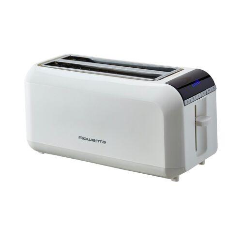 Rowenta Toaster  TL 6811 ¦ weiß ¦ Metall, Kunststoff ¦ Maße (cm): B: