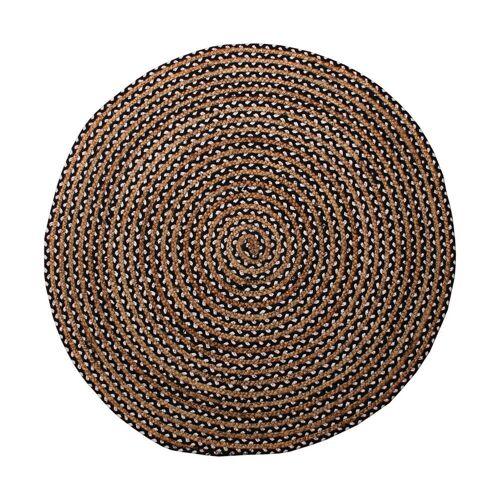 nimarahome.de Zola - Jute Teppich, Rund, Ø150 cm