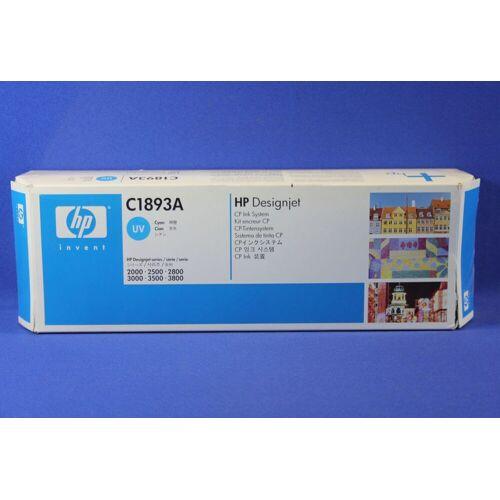Tinten HP C1893A Tintensystem Cyan -B