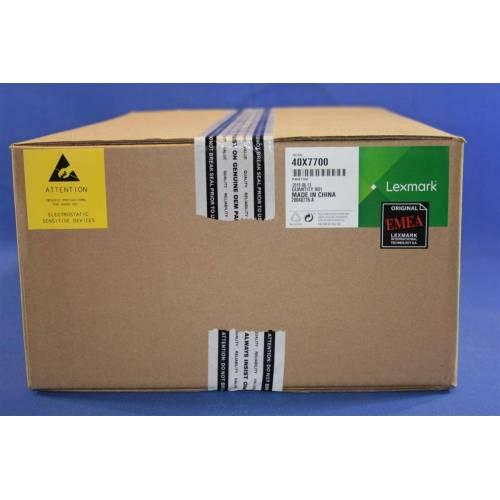 Lexmark 40X7700 LCD Operator Panel -A