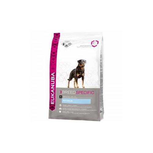 EukanubaRottweiler Hundefutter 12 kg
