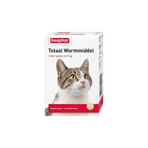 Beaphar Entwurmungsmittel Gesamt Katze 10 Tabletten