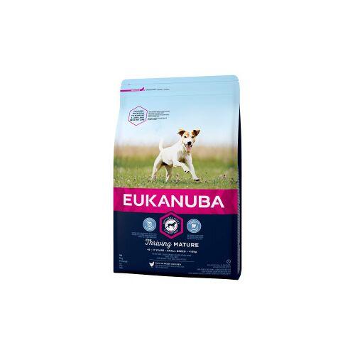 Eukanuba Mature Small Breed Huhn Hundefutter 3 kg