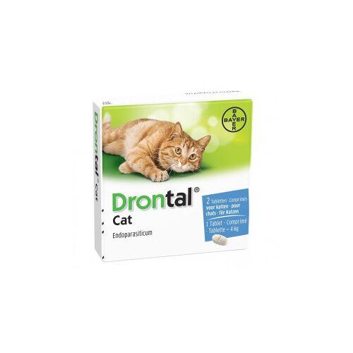 Drontal Cat Entwurmungsmittel 2 Tabletten