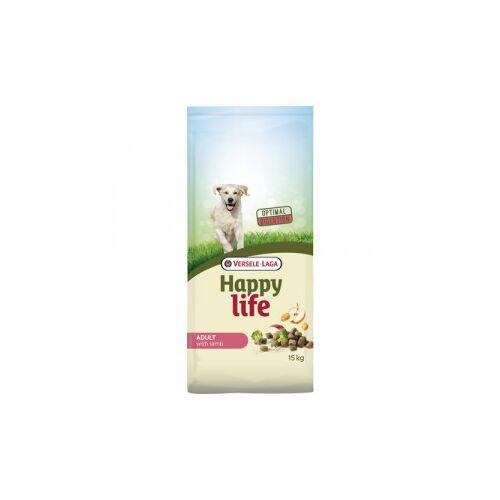 Happy Life Adult Lamb Hundefutter 15 kg