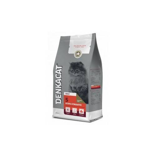 Denkacat Hypo Struvite Katzenfutter 3 x 2,5 kg