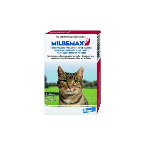 Milbemax Entwurmungstabletten für große Katzen 16 tabletten