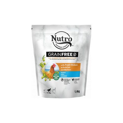 Nutro Grain Free Puppy Medium mit Huhn Hundefutter 1,4 kg