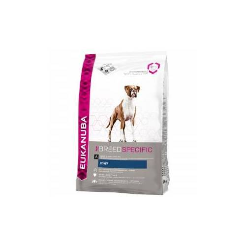 Eukanuba Boxer Hundefutter 12 kg