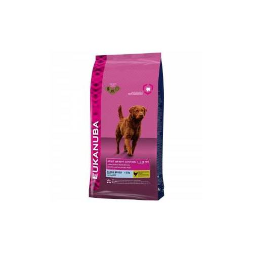 Eukanuba Adult Weight Control Groβe Rassen Hundefutter 3 kg AUSVERKAUF