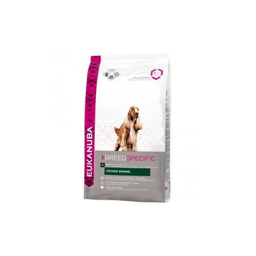 Eukanuba Cocker Spaniel Hundefutter 3 x 7,5 kg