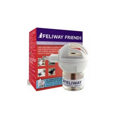 Feliway Friends Verdampfer für Katzen Verdampfer + Flakon 48 ml