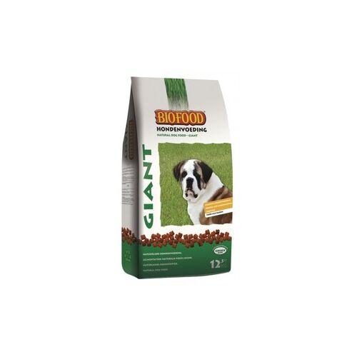 Biofood Giant Hundefutter 2 x 12,5 kg