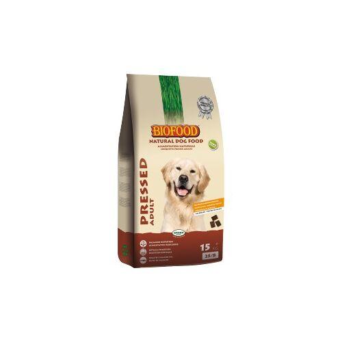Biofood Adult - Gepresstes Hundefutter 2 x 13,5 kg