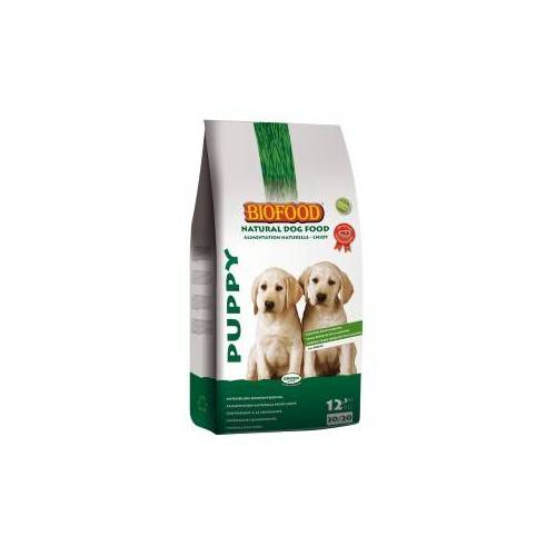 Biofood Puppy Hundefutter 2 x 12,5 kg
