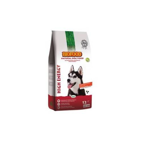 Biofood High Energy Hundefutter 2 x 12,5 kg
