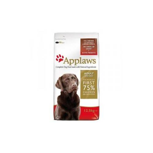 Applaws Adult Large Huhn Hundefutter 2 x 15 kg