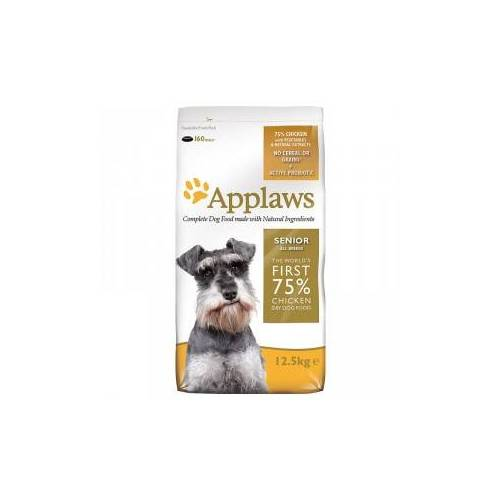 Applaws Senior Huhn Hundefutter 2 x 7,5 kg