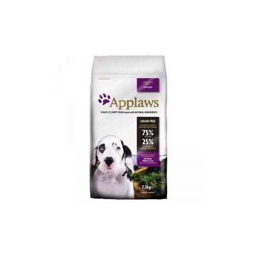 Applaws Puppy Large Huhn Hundefutter 2 x 15 kg