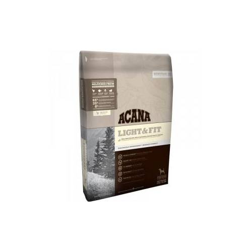 Acana Heritage Light & Fit Hundefutter 2 kg