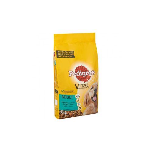 Pedigree Adult Lamm Hundefutter 2 x 10 kg