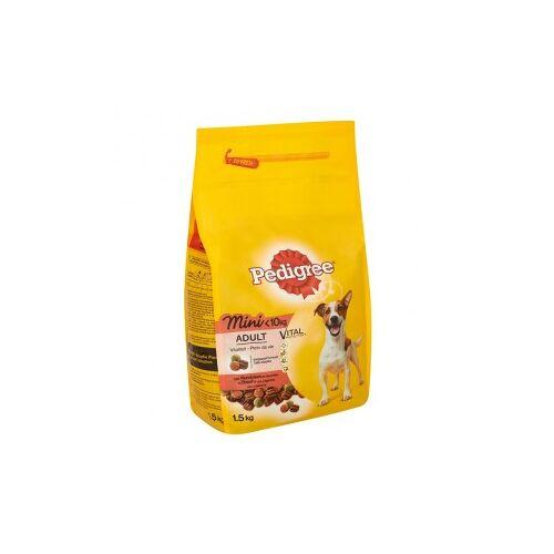 Pedigree Adult Mini Rind Hundefutter 1,4 kg