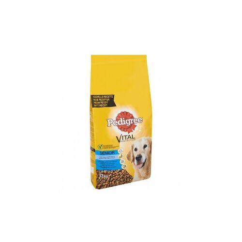 Pedigree Senior 8+ Huhn Hundefutter 13 kg